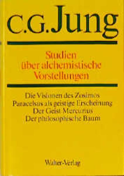 Gesammelte Werke 13. Studien über alchemistische Vorstellungen als Buch