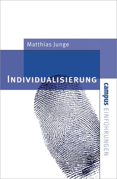 Individualisierung als Buch