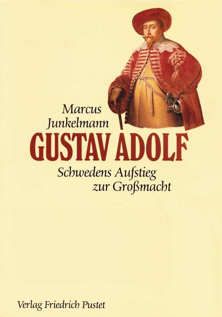 Gustav Adolf als Buch