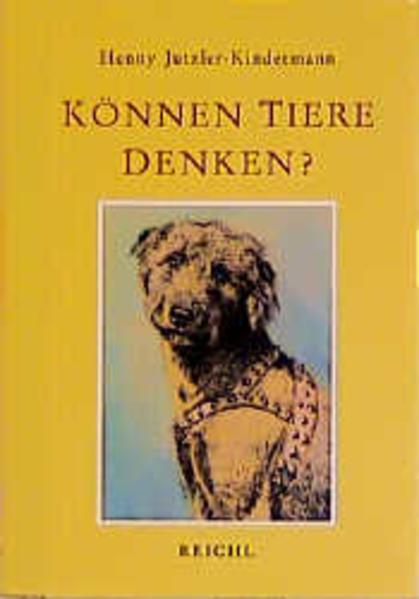 Können Tiere denken? als Buch