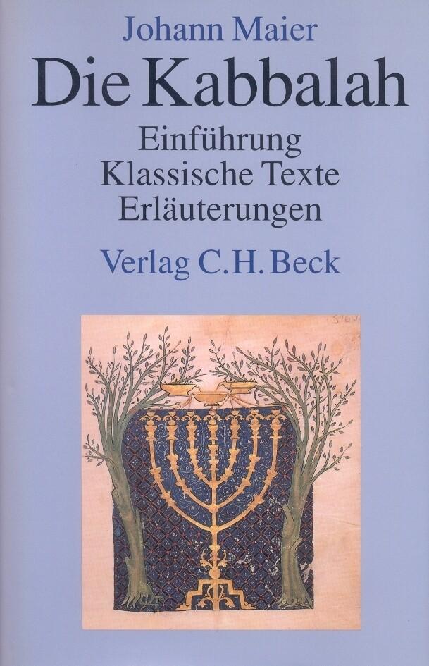 Die Kabbalah als Buch
