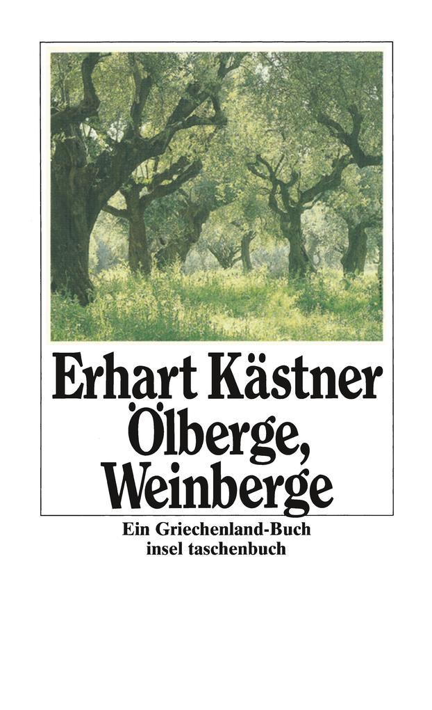 Ölberge, Weinberge als Taschenbuch