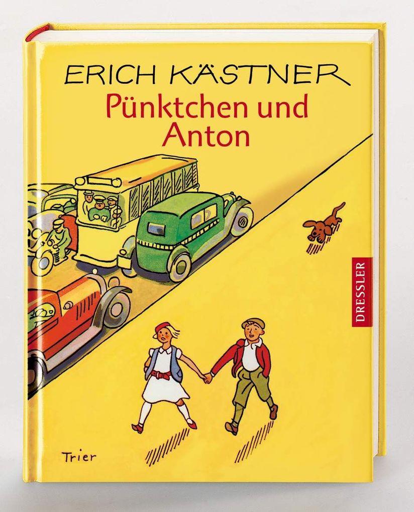 Pünktchen und Anton als Buch