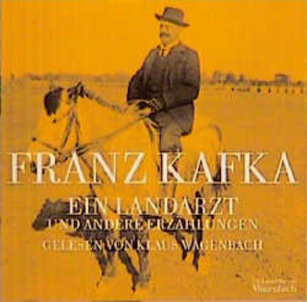 Ein Landarzt und andere Erzählungen. CD als Hörbuch