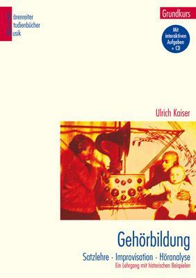 Gehörbildung. Grundkurs als Buch