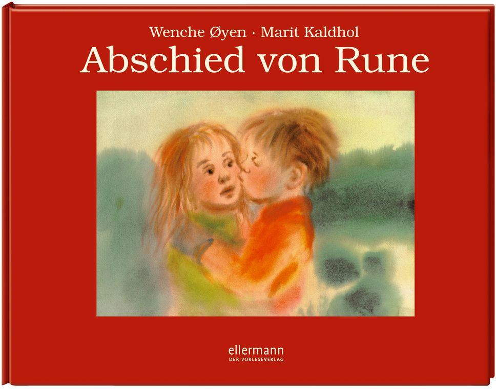 Abschied von Rune als Buch