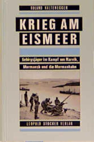 Krieg am Eismeer als Buch