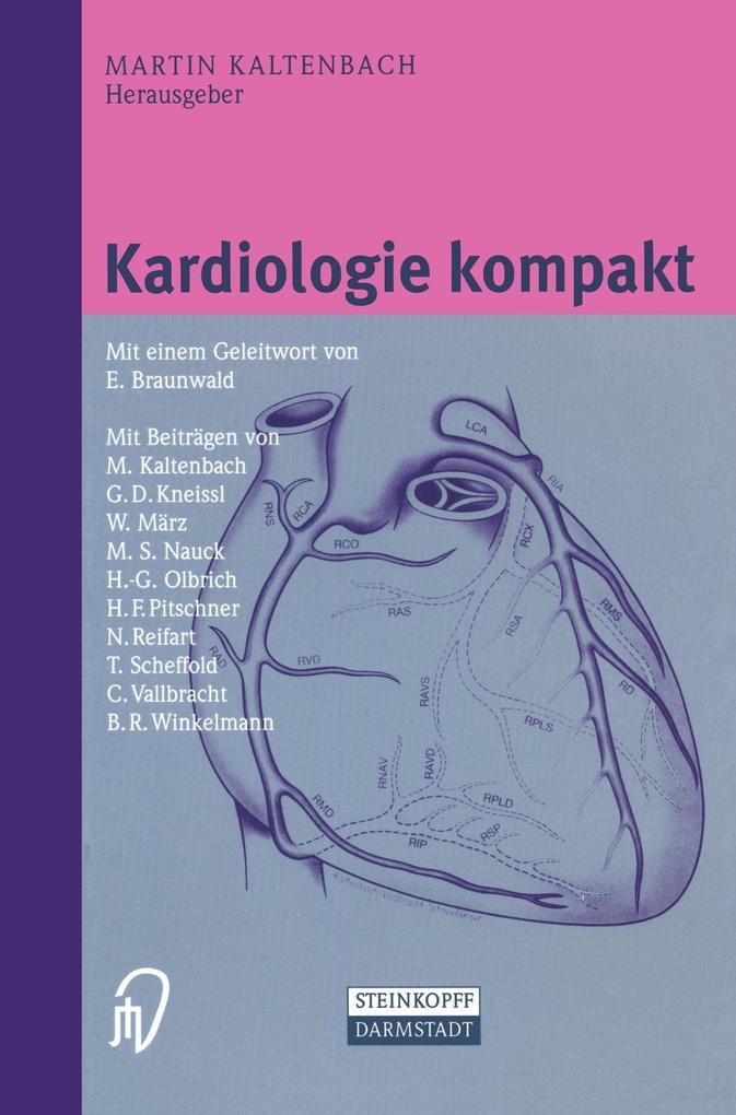 Kardiologie kompakt als Buch