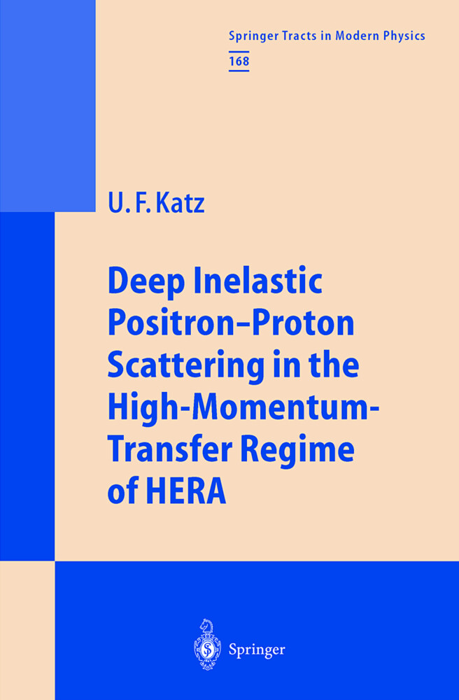Deep Inelastic Positron-Proton Scattering in the High-Momentum-Transfer Regime of HERA als Buch