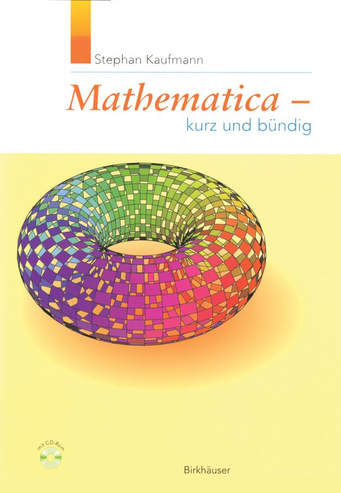 Mathematica, kurz und bündig als Buch