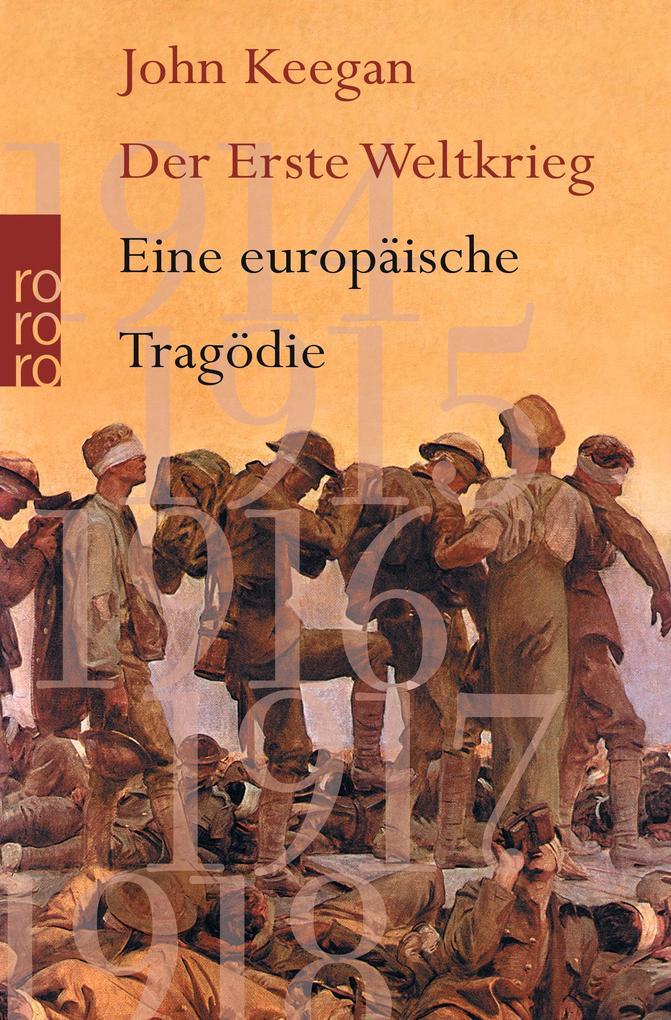 Der Erste Weltkrieg als Taschenbuch