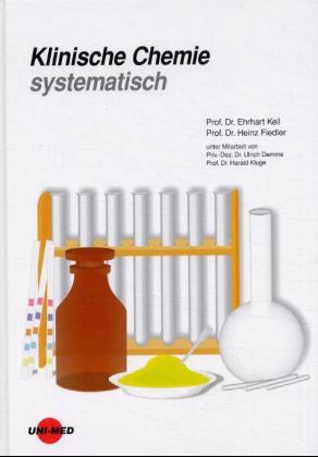 Klinische Chemie systematisch als Buch