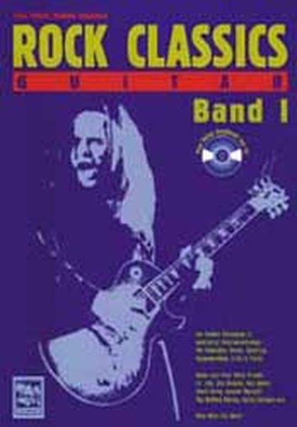 ROCK CLASSICS ' Guitar' 1. Inkl. CD als Buch