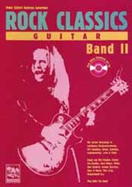 ROCK CLASSICS ' Guitar' 2. Inkl. CD als Buch