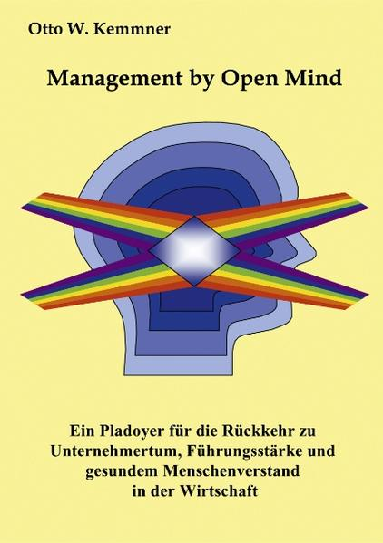 Management by Open Mind als Buch