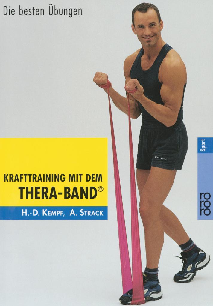 Krafttraining mit dem Thera-Band als Taschenbuch