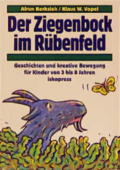 Der Ziegenbock im Rübenfeld als Buch