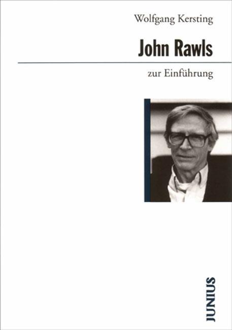John Rawls zur Einführung als Buch