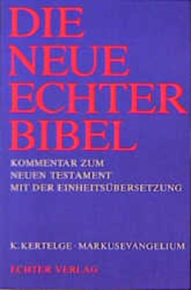 Markusevangelium als Buch