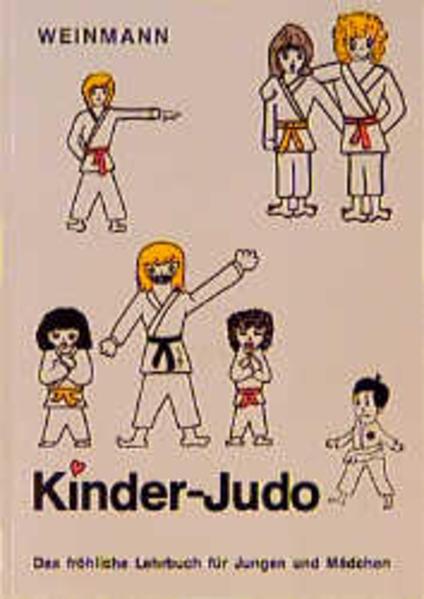 Kinder - Judo als Buch