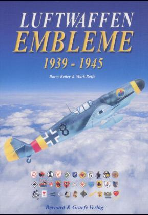 Luftwaffen Embleme 1939 - 1945 als Buch