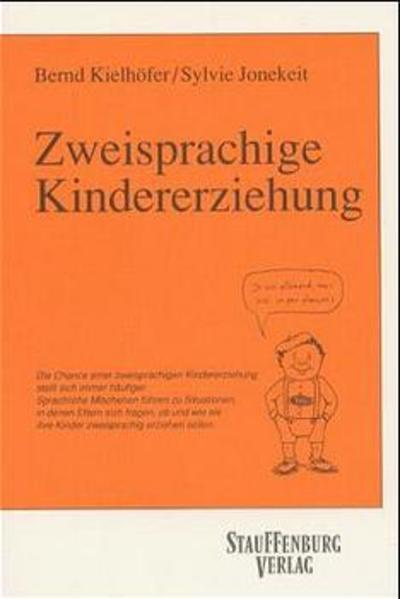 Zweisprachige Kindererziehung als Buch