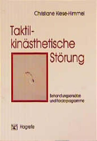 Taktil-kinästhetische Störung als Buch