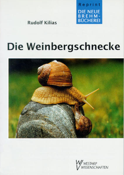 Die Weinbergschnecke als Buch