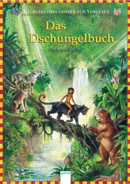 Das Dschungelbuch. Die Mowgli-Geschichte als Buch