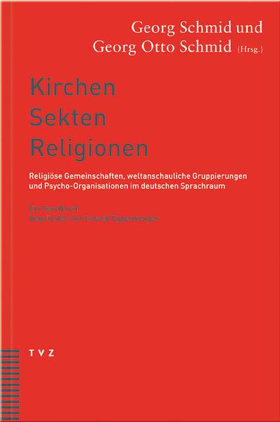 Die Kirchen, Sekten, Religionen als Buch