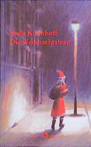 Die Weihnachtsfrau als Buch