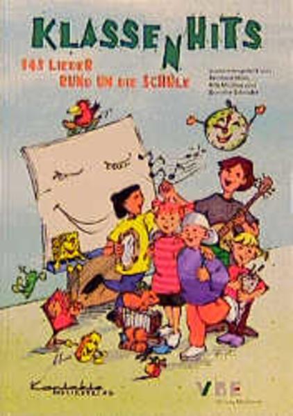 KlassenHits als Buch