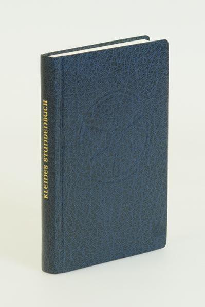 Kleines Stundenbuch als Buch