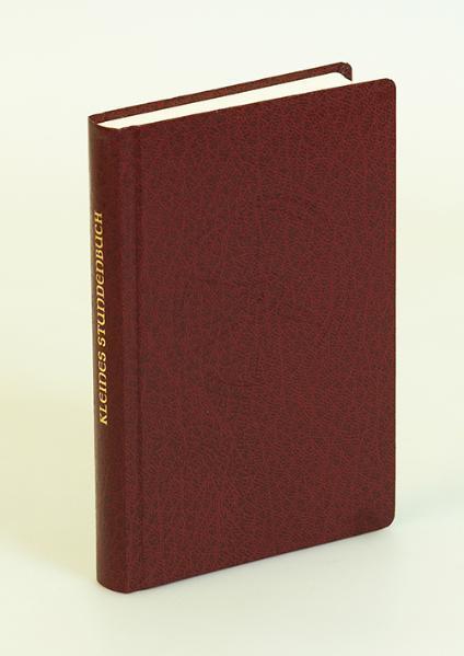 Kleines Stundenbuch. Fastenzeit und Osterzeit als Buch