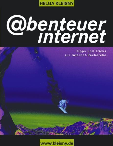 Abenteuer Internet als Buch