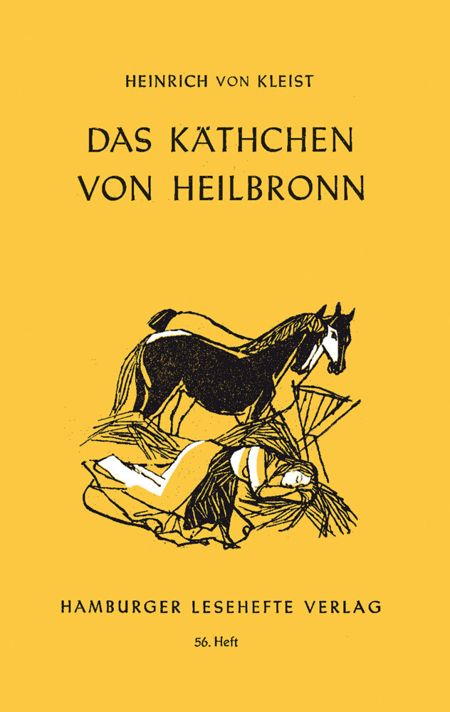 Das Käthchen von Heilbronn oder die Feuerprobe als Taschenbuch