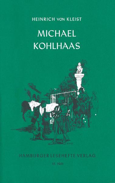 Michael Kohlhaas als Taschenbuch