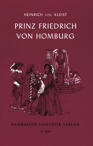Prinz Friedrich von Homburg als Taschenbuch