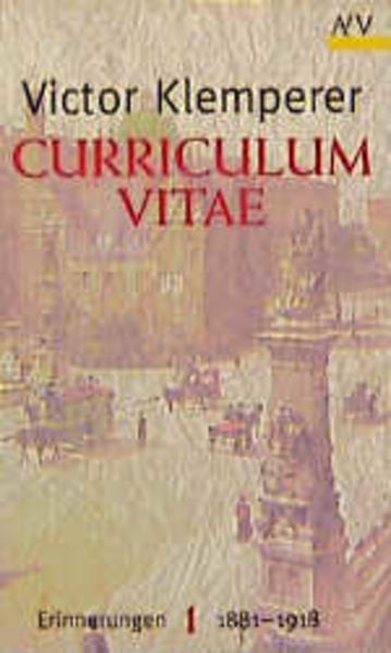 Curriculum vitae als Taschenbuch