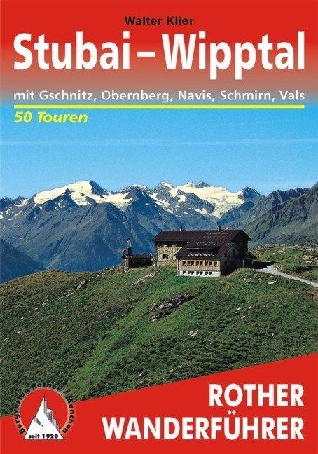 Stubai-Wipptal als Buch