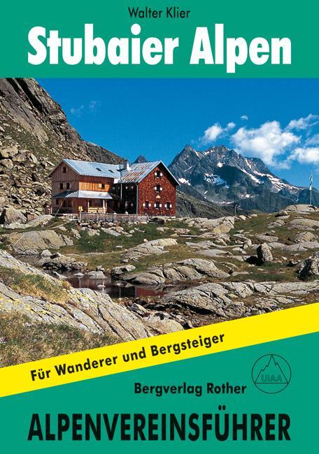 Stubaier Alpen alpin als Buch