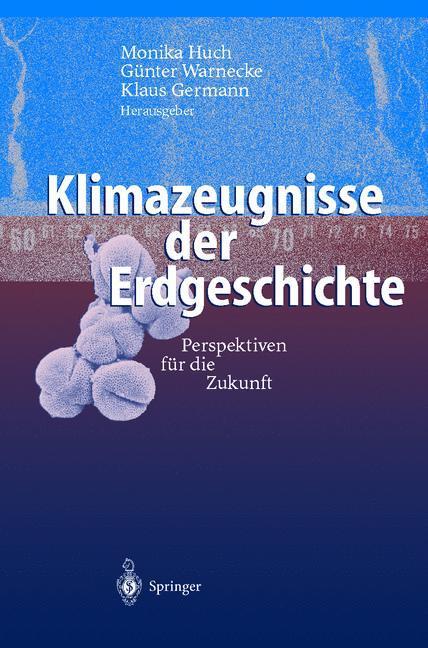 Klimazeugnisse der Erdgeschichte als Buch