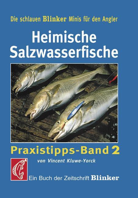 Heimische Salzwasserfische als Buch