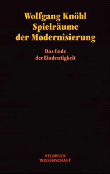 Spielräume der Modernisierung als Buch
