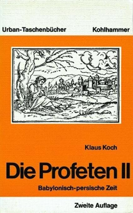 Die Profeten II als Taschenbuch