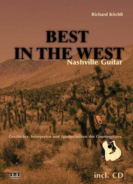 Best In The West. Nashville Guitar als Buch