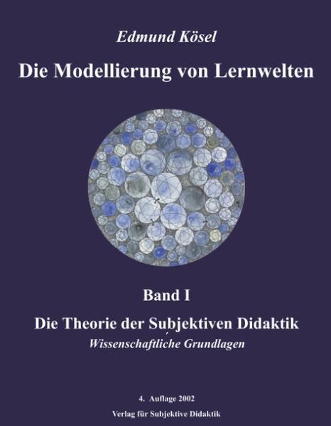 Die Modellierung von Lernwelten, Band I als Buch
