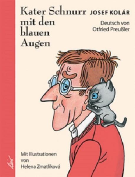 Kater Schnurr mit den blauen Augen als Buch