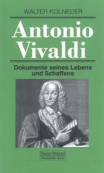 Antonio Vivaldi als Buch