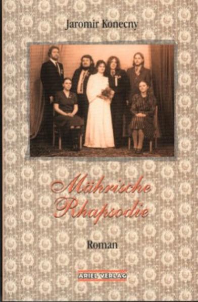 Mährische Rhapsodie als Buch